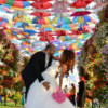 Buy Sell Wedding Dress Dubai Monique Lhuillier Ball Gown White Size S Strapless side