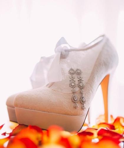 Wedding Shoes White Size EU 39